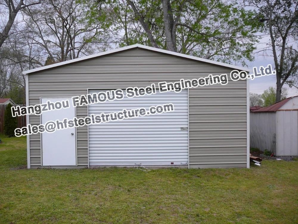 Achetez en gros voiture hangar m tallique en ligne des for Hangar pour voiture