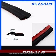 One-Side A Pillar Trim Rubber Sedan Hatch Back Sound Insulation Strip For Lada/Hyundai/Kia/Gaz/VW/Renault/Toyota/Nissan/Skoda(China (Mainland))