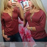 Женские блузки и Рубашки  CS4804