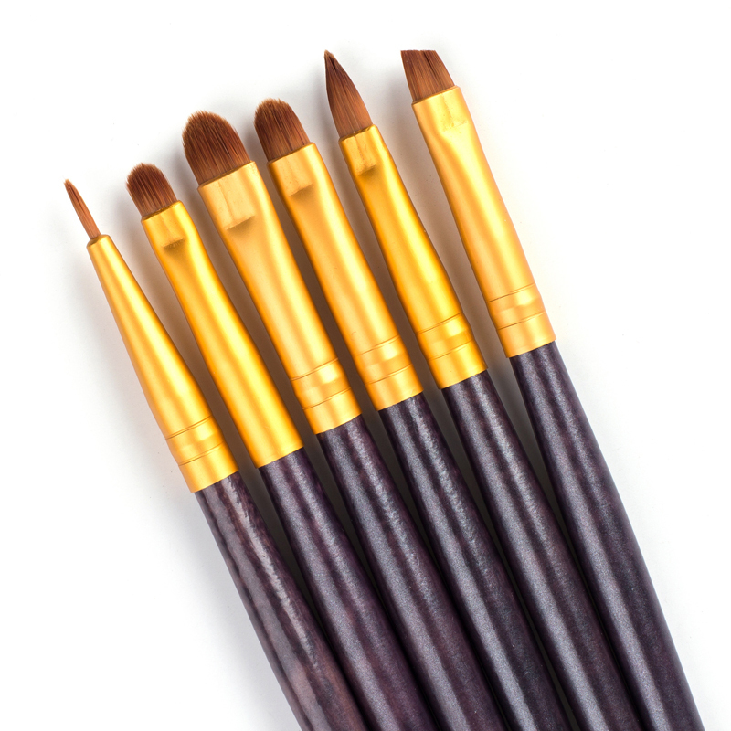 18pcs/set Makeup Brushes Sets Powder Blush Foundation Eyebrow Comb Brush Cosmetic Kits Free Shipping