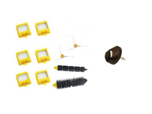 Caster Assembly Front Castor wheel & Brush Kit compatible for iRobot robot Roomba Serie 700 760 765 770 775 780 790 aspirateur(China (Mainland))