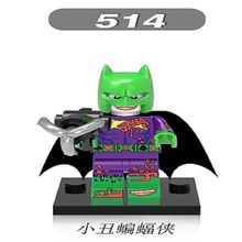Buy 20Pcs Super Heroes Movie Fairy Dress Joker-Suit Batman Catman Building Blocks Collection Toys Children Gift XH 514 for $16.00 in AliExpress store