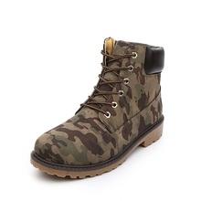 Mujeres de Los Hombres de Invierno Botas de Cuero Hombres Calientes Al Aire Libre Impermeables botas de Nieve de Goma de Ocio Martin Botas de Inglaterra Retro zapatos para mens(China (Mainland))