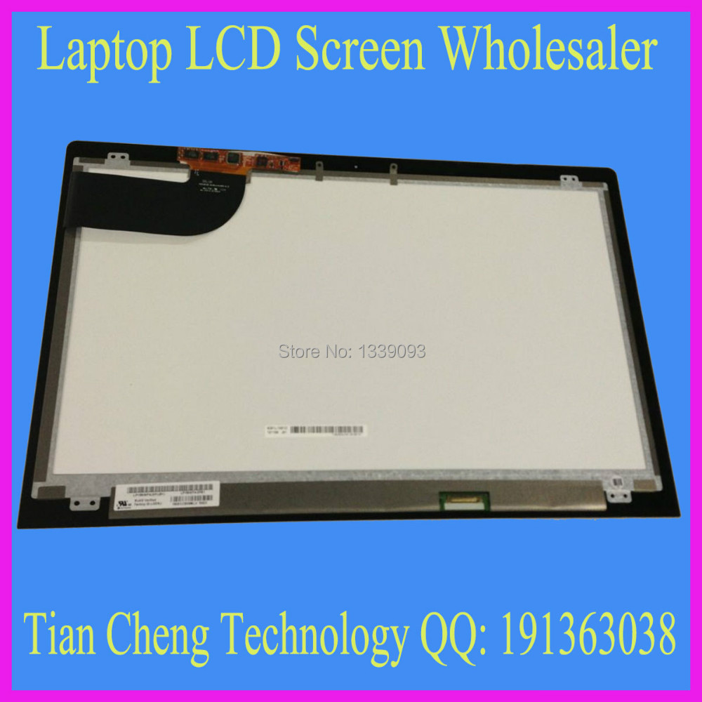 Original Brand new Replacement for A SUS VivoBook S550M Assembly lcd screen LP156WF4 SPB1 LCD touch panel 30pin ips(China (Mainland))