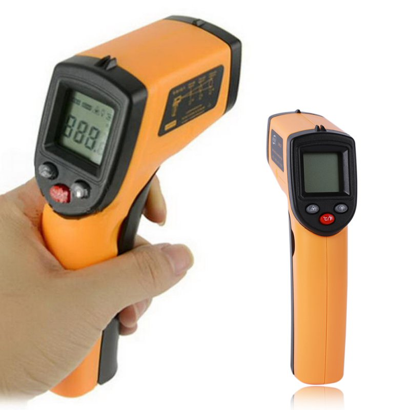 Portable Baby IR Infrared Thermometer Gun Laser Digital Temperature Body Thermometer(China (Mainland))