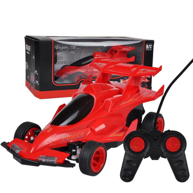 1:16 Radio Remote Control Car RC Off Road Buggy F1 Drift Racing Car Remote Control Vehicle Kids Gift Toys Red Color(China (Mainland))