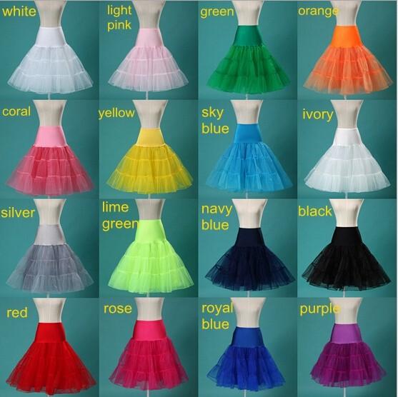 Free-Shipping-Short-Organza-Petticoat-Crinoline-Vintage-Wedding-Bridal-Petticoat-for-Wedding-Dresses-Underskirt-Rockabilly-Tutu