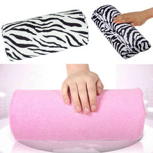 1x Trendy 2 Style Nail Art Hand Holder Cushion Pillow Arm Rest Manicure Articles(China (Mainland))
