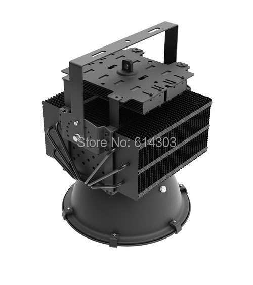 LED high pole lamp high bay flood light 500w new technology replace 1500W HID 3 years warranty 20 PCS per lot(China (Mainland))