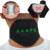 1pc Tourmaline Magnetic Therapy Neck Massager Vertebra Protection Spontaneous Heating Belt Body Massager 2015 -- TML02 PT49