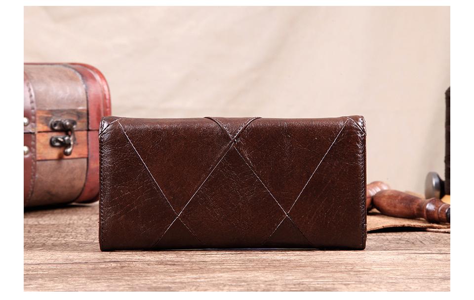 HTB1S4RDQpXXXXXXXpXXq6xXFXXXR - Cobbler Legend Diamonds Patchwork Genuine Leather Wallet Birthday Gift For Women Purse Clutch Bag Designers Brand Wallet Women