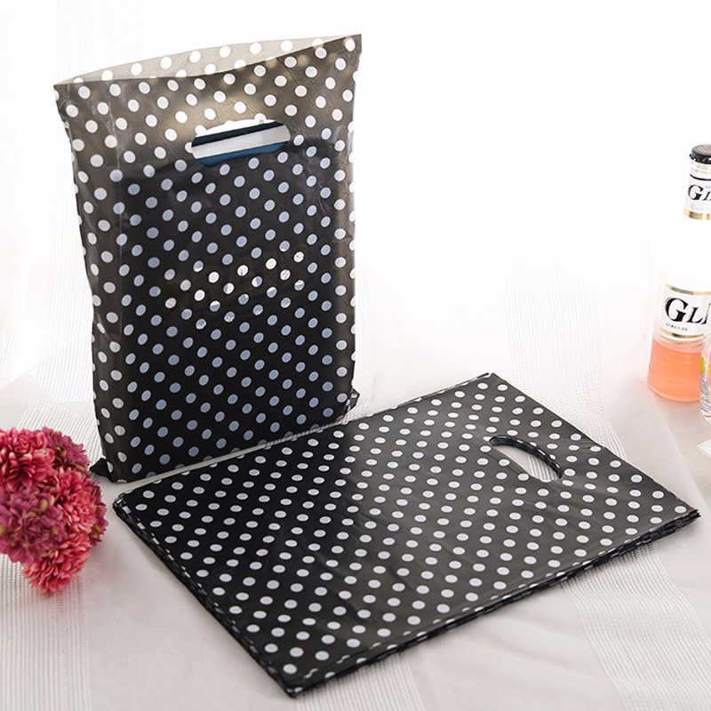 jewelry plastic gift bag 0106