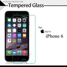 500PCS 4.7″ 2.5D 0.26mm For Apple iPhone 6s Premium Tempered Glass Screen Protector for iPhone 6s Toughened protective film