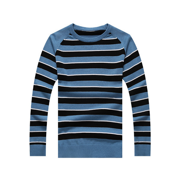 High Quality Casual Sweater Men Pullovers 2015 New Brand Knitting long sleeve O-neck Knitwear Sweaters Plus size XXL(China (Mainland))
