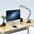 New Adjustable Eye Protection USB LED Clip Lamp LED Flexible Table Light Dimmable LED Desk Light