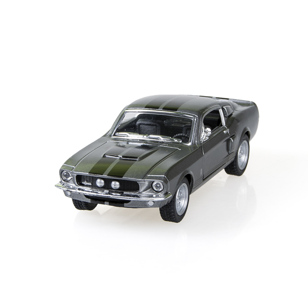 Mustang Shelby GT500 1967 Black 1/38 alloy models model car Diecast Metal Pull Back Car Toy For Gift Collection(China (Mainland))