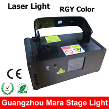 Micro Ray Laser Light Stage Lighting Equipment RGY Color Mini Laser Disco Light Dj KTV Show(China (Mainland))