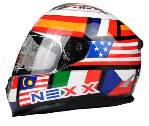 Здесь можно купить  Free shipping 2015 international edition NEXX street car racing motorcycle helmet full helmet safety helmet  run/ International   Автомобили и Мотоциклы