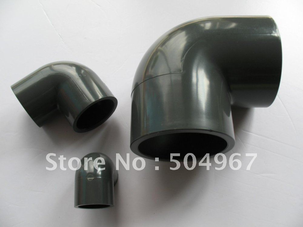 "pipe fittings/pvc pipe fittings/upvc 90 degree elbow 4""/ DN100(China (Mainland))"