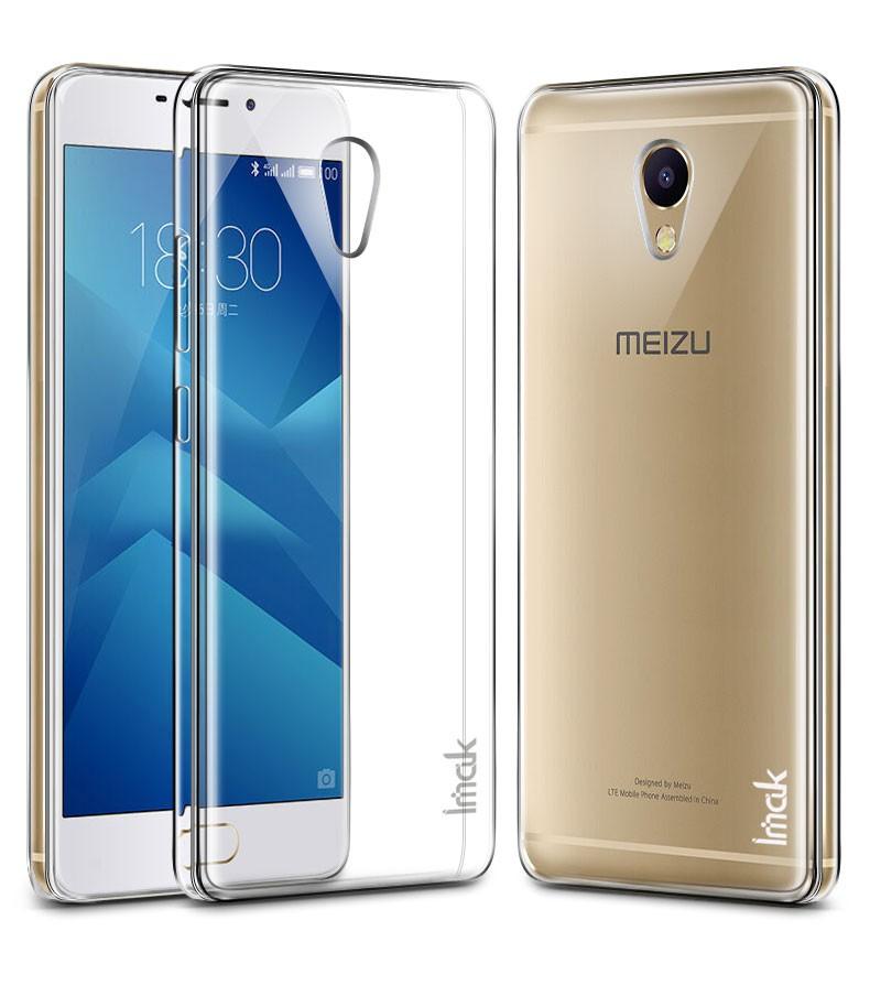 10 Pcs/lot Meizu M5 Note Case IMAK Clear Crystal shell Hard case Meizu M5 Note Case Transparent back cover M5 Note Coque Co. Ltd)