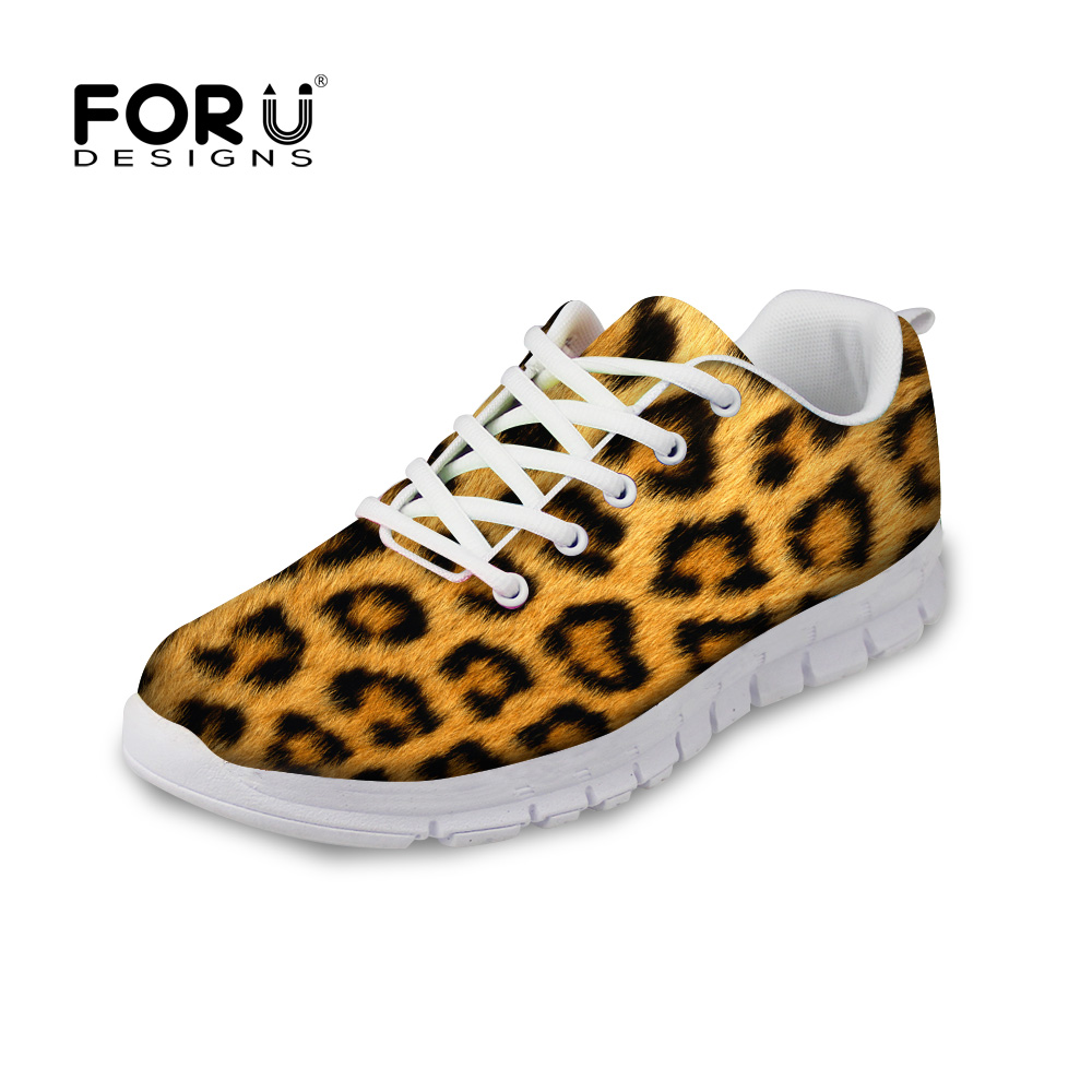 2016 fashion casual shoes zapatos mujer leopard