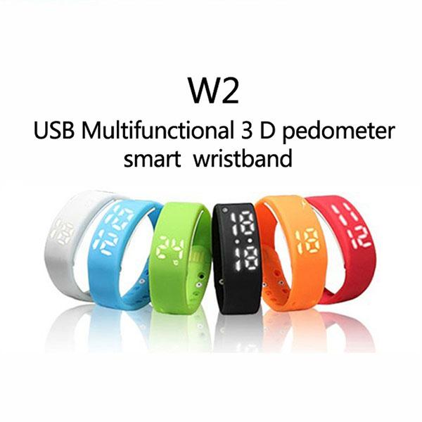 Гаджет  Smart Watch Band SmartWatch Slim Bracelet Wristband Fitness Tracker Pedometer Sleep Monitor Thermometer Fuelband Time Display None Бытовая электроника