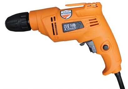 Здесь можно купить  Electric tools Hand electric drill Multi-function J1Z-KY32-10 Household Control of motor speed 10MM Electric drill AA8191  Инструменты