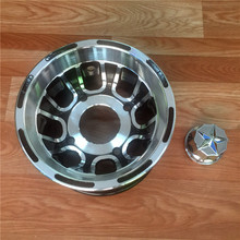 Beach wheel hub 8-inch aluminum alloy wheels ATV tires 19x7-8 18x9.50-8 8-inch front and rear wheels tire specifications(China (Mainland))
