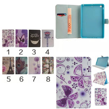 Buy XX iPad mini 1 2 3 Tablet Painted Flip cover PU Leather Case Cover Apple iPad mini2 mini3 Case Stand Card Holder for $8.99 in AliExpress store