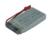 5pcs HRB Lipo Battery 1s 3.7V 1100mah 15C Max 30C Li-po Bateria Battery Akku For RC Helicopters RC Toys