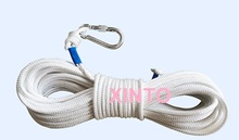 8MM,5M+1pc safety hook outdoor life saving Tensioning Belt(China (Mainland))