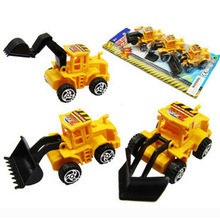 Card loaded mini truck model (3 pcs/ Set) personality new fashion toys for kids Christmas gift birthday gift(China (Mainland))