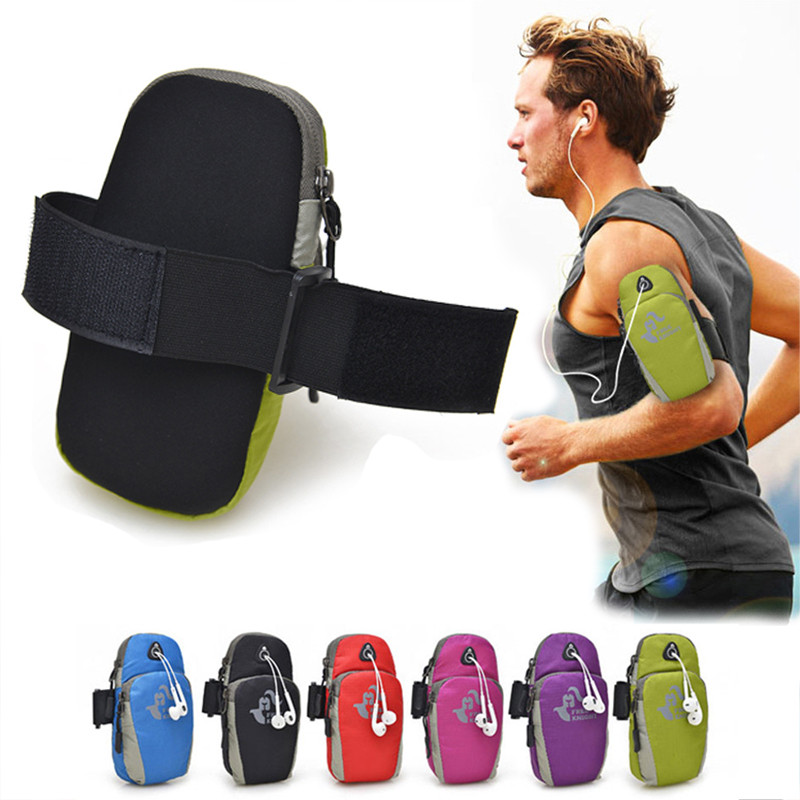 Waterproof Nylon Universal Running Riding Sports Arm Pouch Mobile Phone Arm Band Bag For LG Google Nexus 4 5 5X H790 H791 H798(China (Mainland))