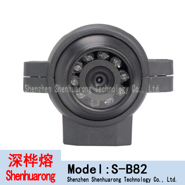 Bus camera 420 700TVL for sony CCD high-definition IR Night Vision Waterproof Car Rear car reverse camera On the side of the car(China (Mainland))