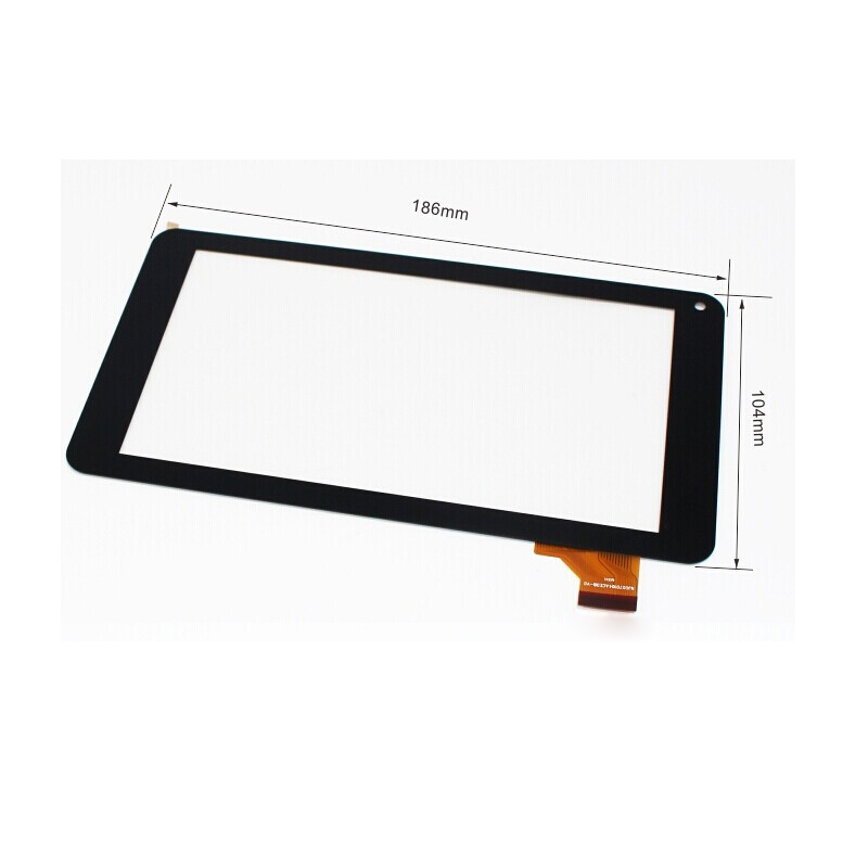 New 7 Inch  Digitizer Touch Screen Panel For LARK FreeMe X2 7 ver.3 186*104mm Tablet PC<br><br>Aliexpress