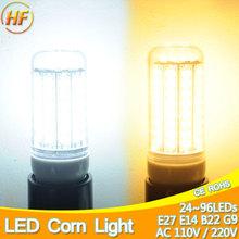 Buy 220V 110V 7W~30W lampada led E14 E27 LED Lamp LED Corn Bulb Light 9W 12W 15W 18W 20W LED Lampara Bombilla Ampoule 127v 240v for $0.98 in AliExpress store