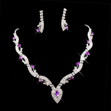 Gorgeous Crystal Bridal Jewelry Sets