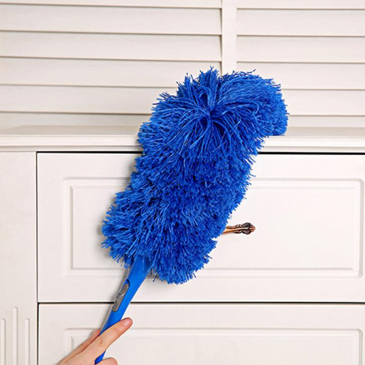 2016 New Long Design Ultrafine Fiber Household Cleaning Car Dust Duster Soft Feather Brush Cleaning Dust(China (Mainland))