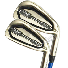 New mens Golf Clubs JPX EZ Golf irons set 4-9.P.G irons clubs with Graphite Golf shaft Free shipping(China (Mainland))