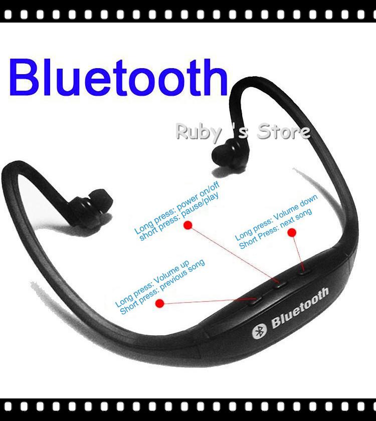 Hottest bluetooth sport headphone