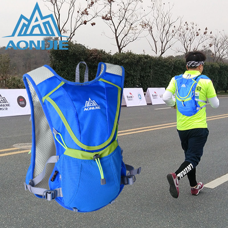 2016 AONIJIE 2L Sport Hiking Hydration Backpack Climbing Cycling Running Backpack<br><br>Aliexpress