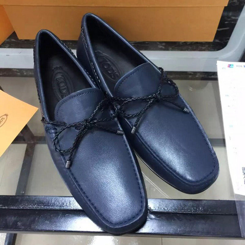 Italian 2015 Original TODS counter synchronization exclusive brand new high quality handmade high-end men's cowhide size:38-44(China (Mainland))