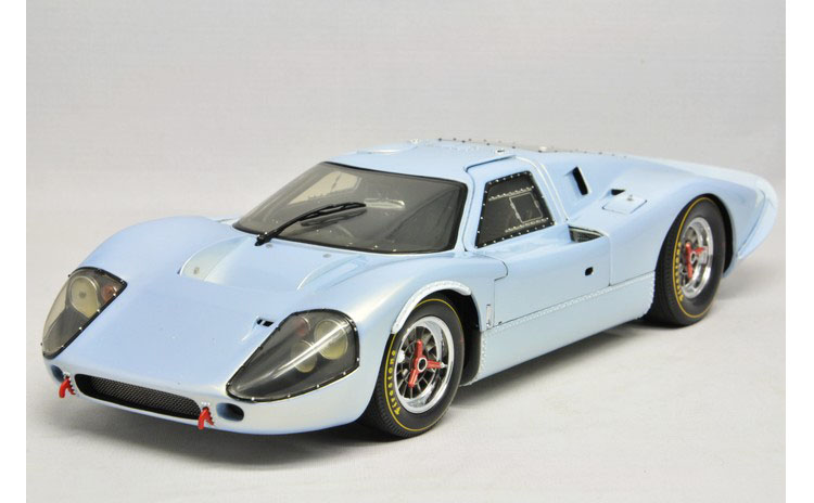 [1:18 EXOTO Ford] American sold out show Ford GT40 MkIV car model<br><br>Aliexpress
