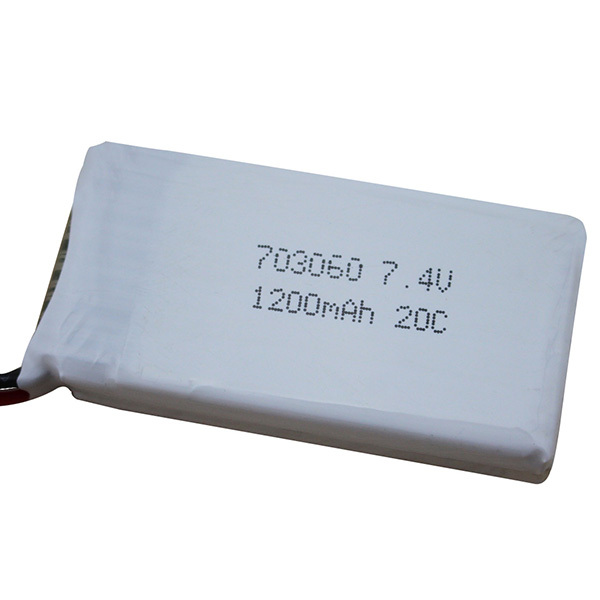 High Power YKS Lithium Polymer Lipo Battery 7.4V 1200mah 2s 20C MAX 30C JST Plug RC Airplane Helicopter - Shenzhen Hiteam CO.,LTD store
