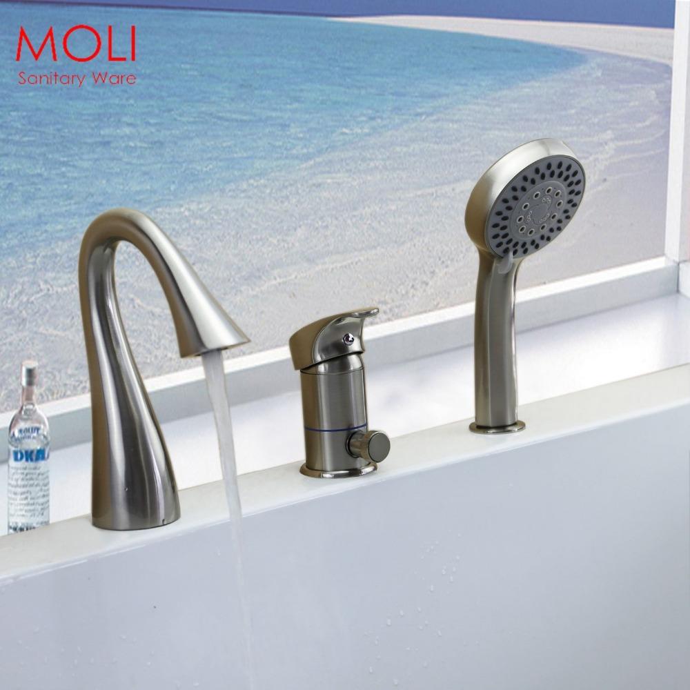 Piece Bathroom Faucet Piece Bathroom Faucet Moen Oxby Spot - 3 piece bathroom faucet