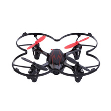 Hubsan X4 H107C 2.4G 4CH RC Quadcopter with Camera Gyro Drone Black & Red Hot New