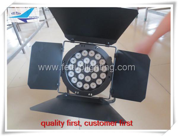 (16/lot) led par 24x15w led par can buy from china online led stage par can light(China (Mainland))