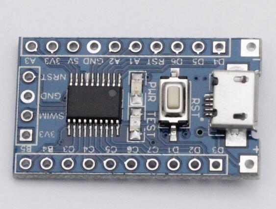 1pcs ARM STM8S103F3P6 STM8 Minimum System Development Board Module For Arduino