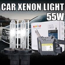 Buy 1 Set xenon H7 55W HID Kit H1 H3 H4 H11 9005 HB3 9006 HB4 881 H27 Slim Ballast 4300K 5000K 6000K 8000K 10000K 30000K h7 xenon for $25.18 in AliExpress store