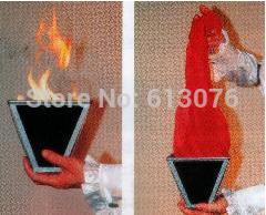 Multi Cone - Fire, scarve magic, close-up,illusions, silk magic,Accessories<br><br>Aliexpress